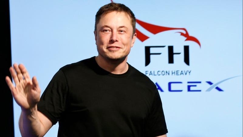 VERBATIM: Elon Musk describes 'surreal' SpaceX launch