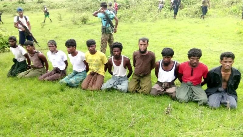Reuters uncovers details of Rohingya massacre