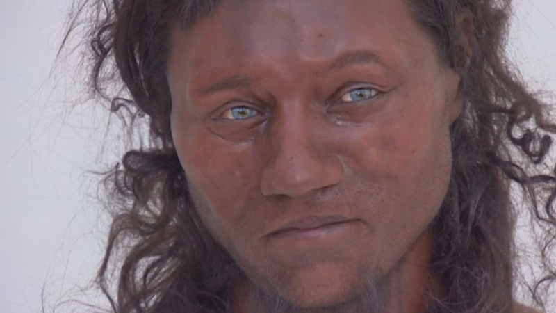 DNA tests show early Britons had dark skin