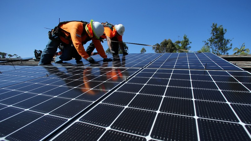 Dark times for workers in the U.S. solar industry