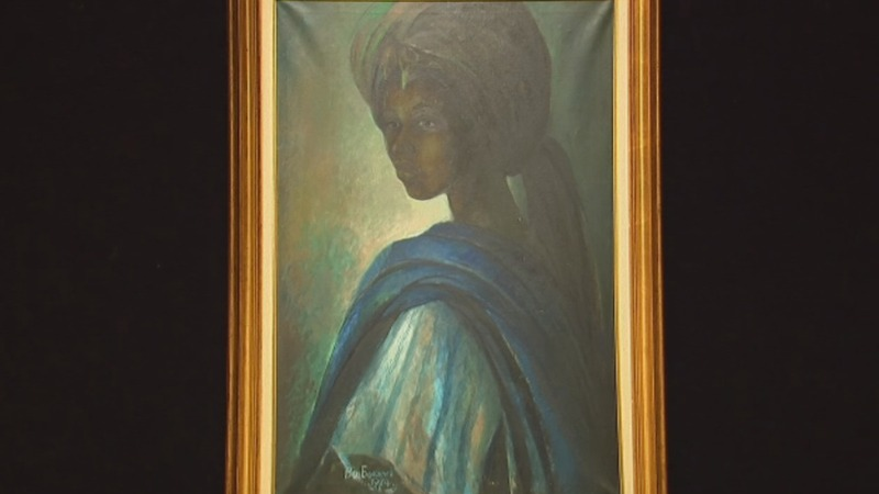 Long-lost Nigerian masterpiece found in London