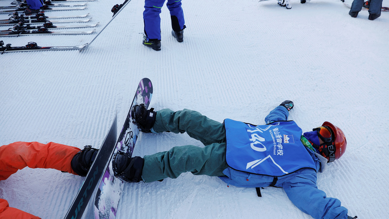 Beijing's skiing push faces tough slopes amid Olympic hype