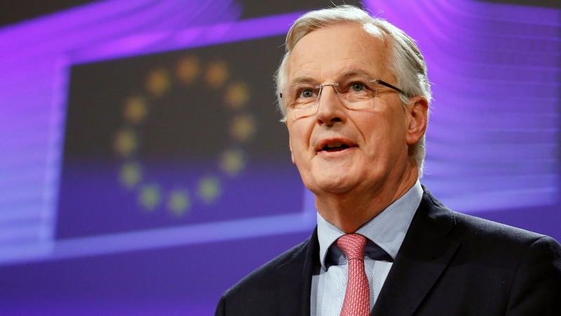 EU's Barnier: don't bank on Brexit transition deal