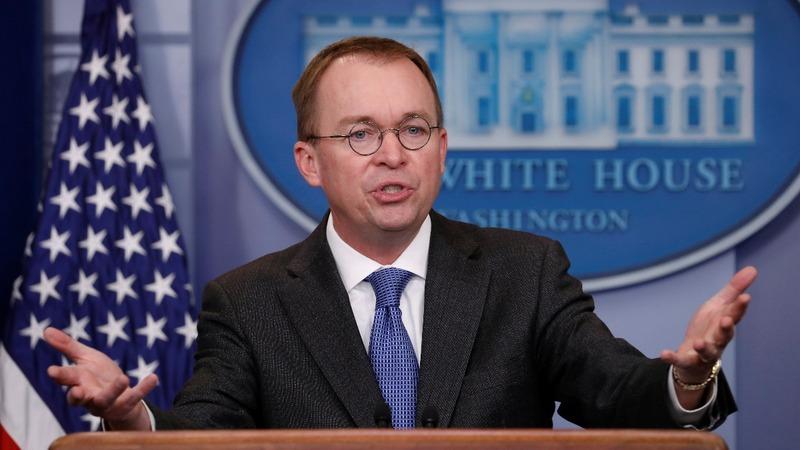 VERBATIM: White House response 'reasonable and normal'