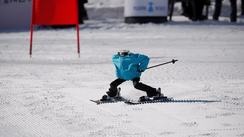INSIGHT: Robots hit slopes in South Korea