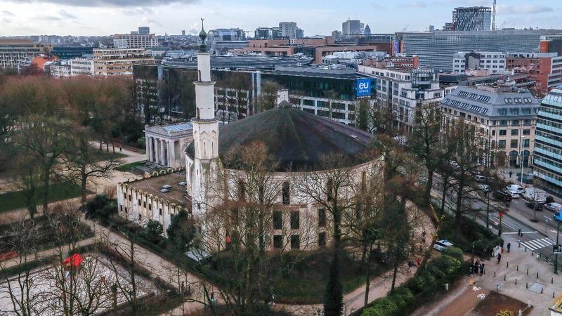 Brussels mosque handover signals Saudi image rethink