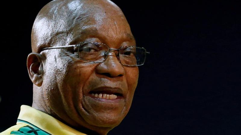 Zuma's political drama may be reaching finale