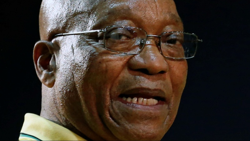 South African leader Zuma given 48 hours to resign