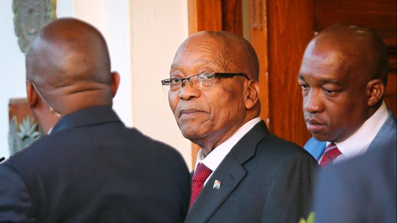 South Africa's ANC decides to remove Jacob Zuma: source