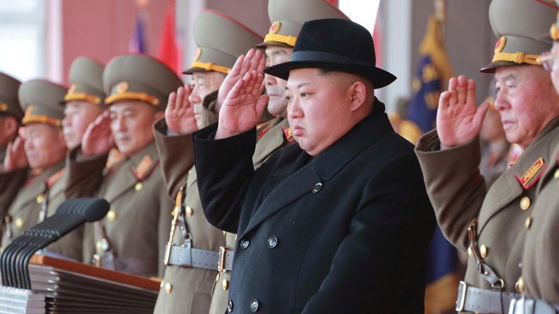 Kim Jong Un warms to South Korea after Olympics open