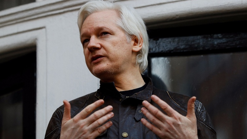 Britain upholds Julian Assange's arrest warrant
