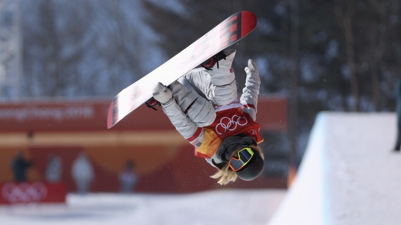 VERBATIM: Snowboarding star Chloe Kim wins Olympic gold