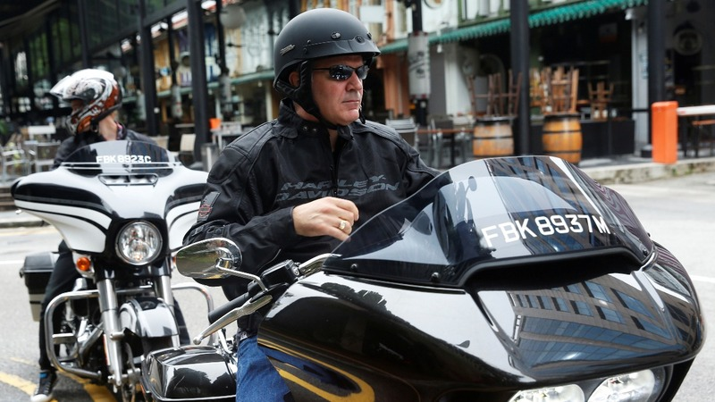 Harley CEO looks to strategy, not merger