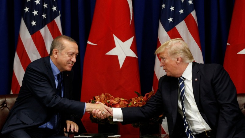 Turkey-US relations hit all time low over Syria