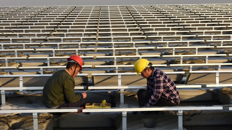 Under Trump, U.S. agency doubles solar investments abroad