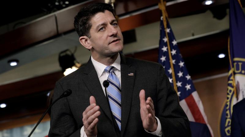 VERBATIM: Paul Ryan on Rob Porter