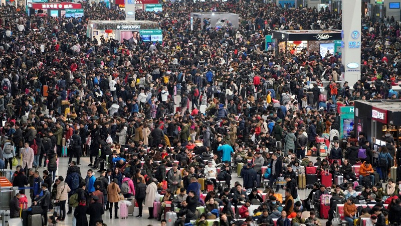 INSIGHT: Millions travel for China's Lunar New Year