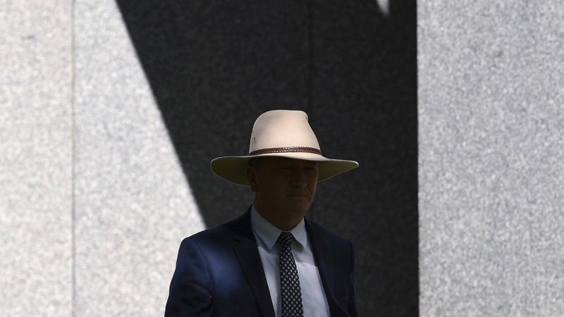 Sex scandal shakes up Australia's government