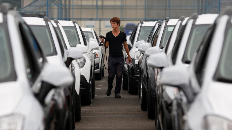 'Distrust' of GM after surprise South Korea shutdown