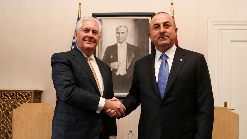 U.S. and Turkey agree to mend ties