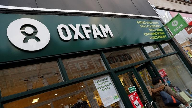 Oxfam Haiti ex-director denies sex allegations