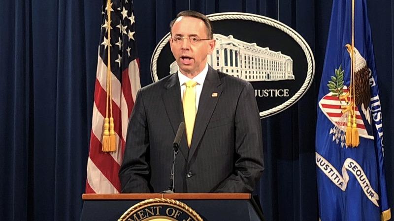 VERBATIM: DOJ details allegations of vast Russian conspiracy