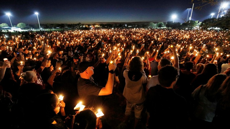 INSIGHT: 'Statewide' vigils honor Florida victims