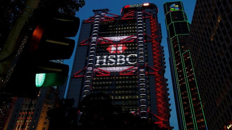 HSBC reports a 142% pre-tax profit jump