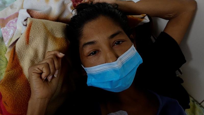 Kidney transplant patients struggle in Venezuela