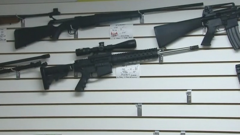 AR-15 sales higher after Parkland massacre