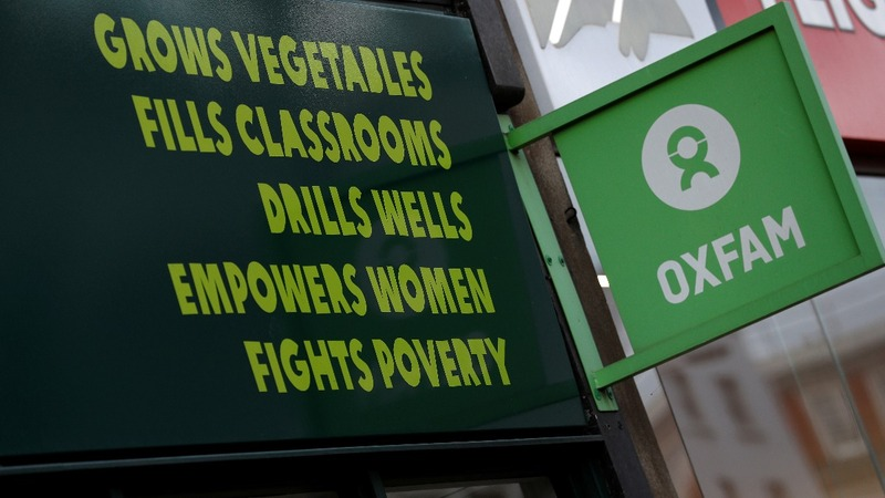 Oxfam CEO apologizes over abuse comments