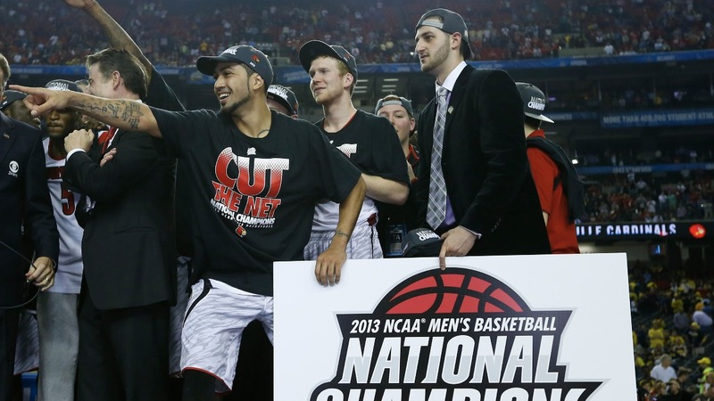 VERBATIM: NCAA denies Louisville's appeal, strips 2013 title
