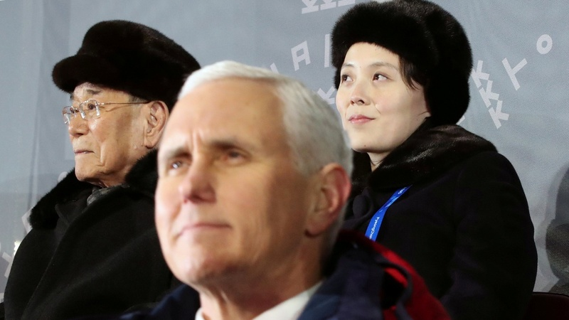 North Korea canceled meeting with Pence: officials