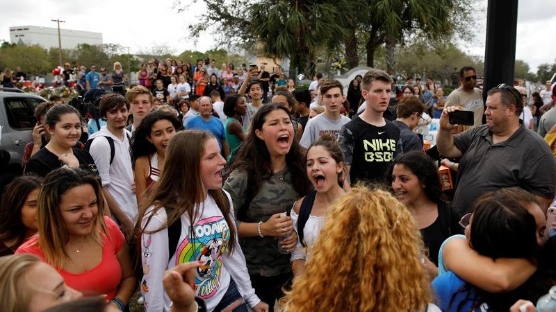 Parkland outrage revives gun debate in Washington