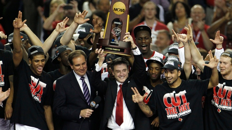 VERBATIM: Pitino defends his role in Louisville scandal