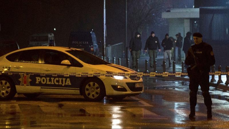 Army veteran behind Montenegro U.S. embassy attack