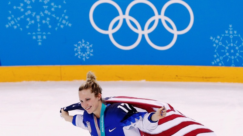 Team USA claims women's hockey gold after 20 years