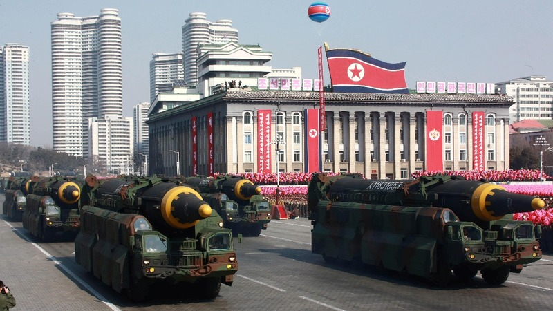 Trump administration to target North Korea with new sanctions
