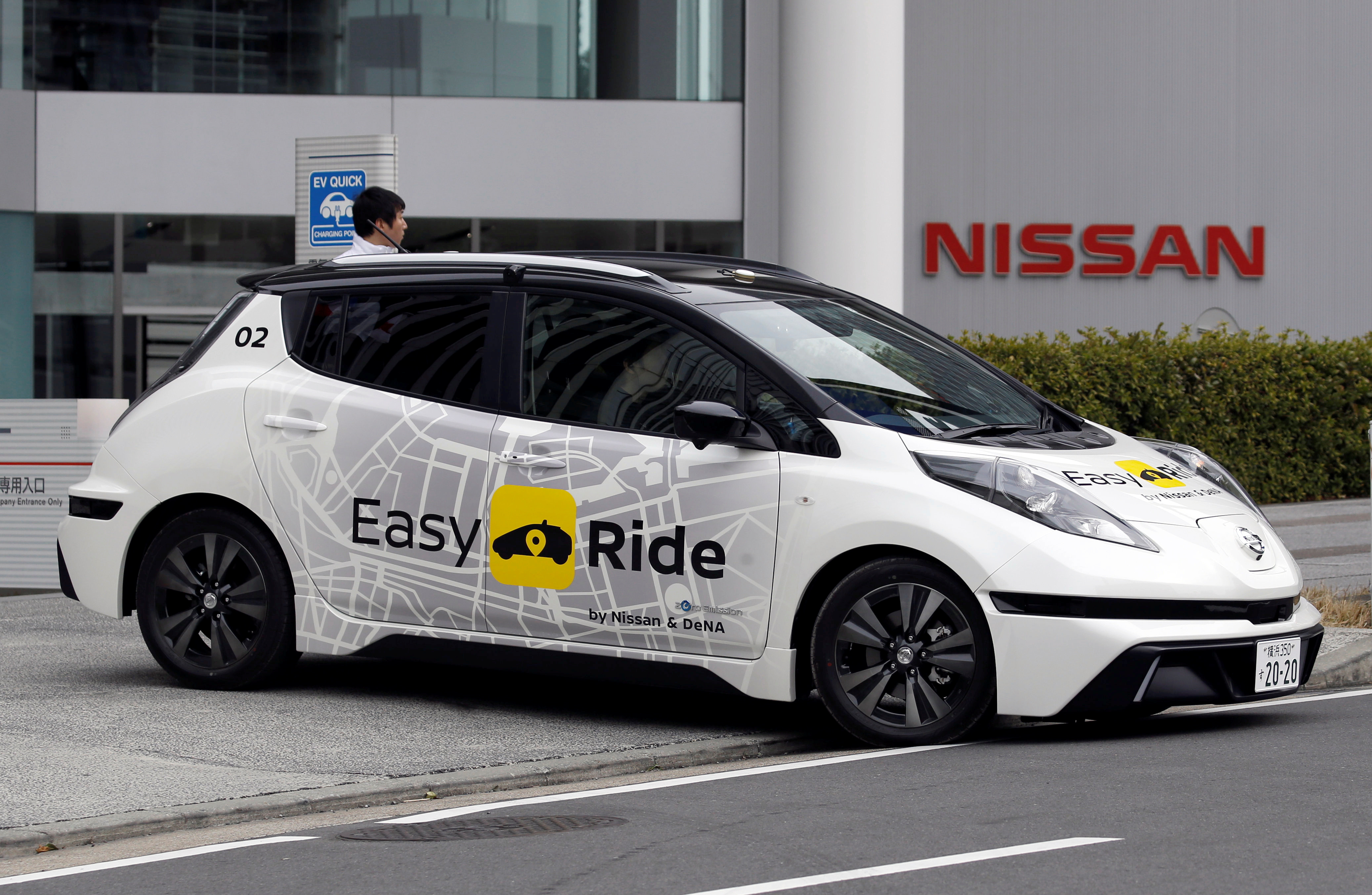 ta concept befirstrank this to car nissan save electric nissansings lives sings