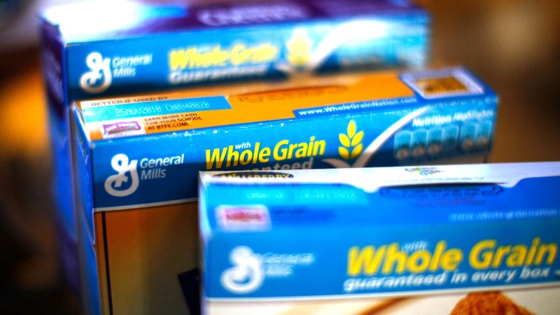 General Mills takes Blue Buffalo for an $8 billion walk