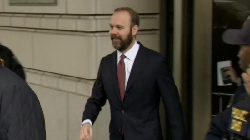 Ex-Trump aide pleads guilty in Russia probe