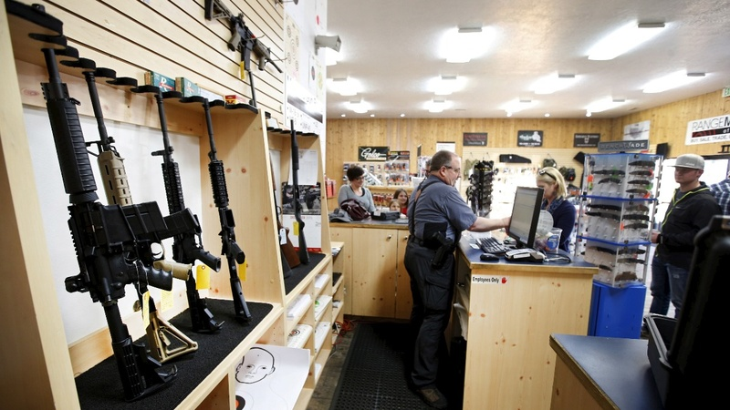 GOP, NRA clash over age limits for assault rifles