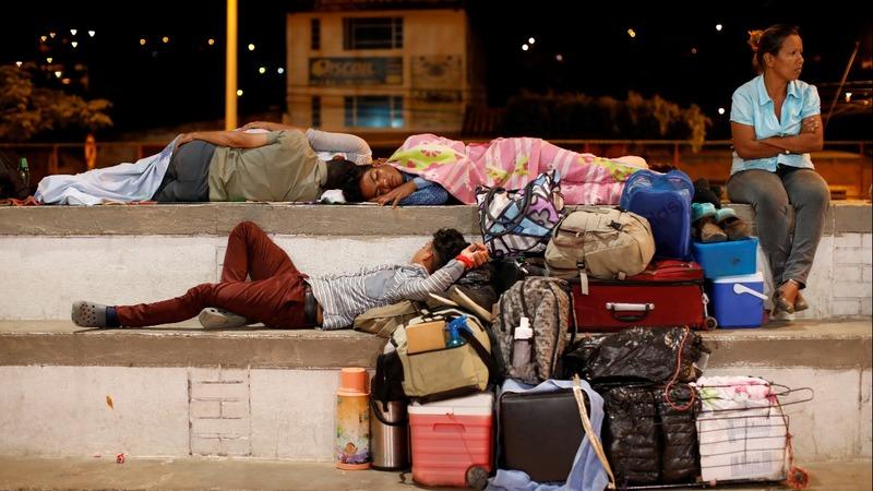 It's migrate or die for many Venezuelans