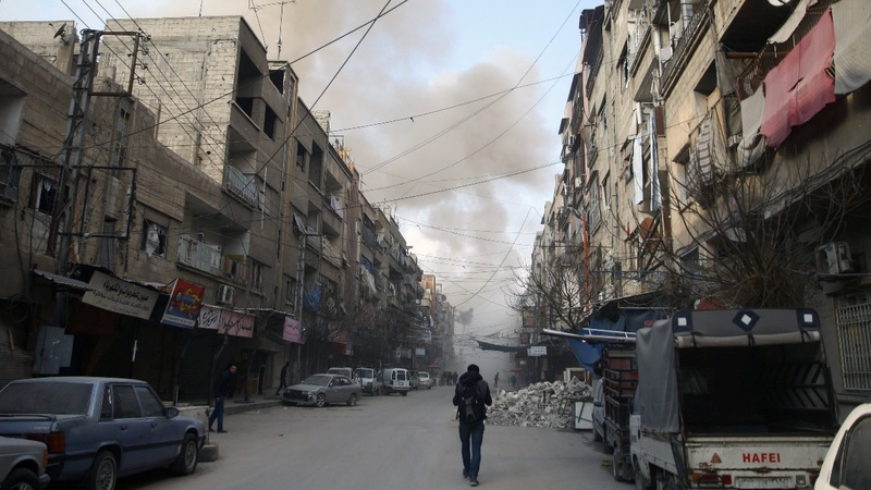 UN approves Syria ceasefire, but who will listen?