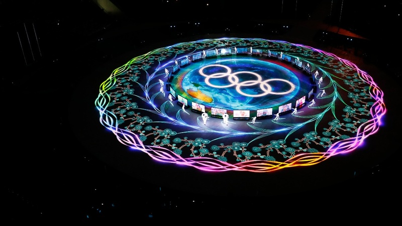 Olympics close on sour note for Russia, North Korea