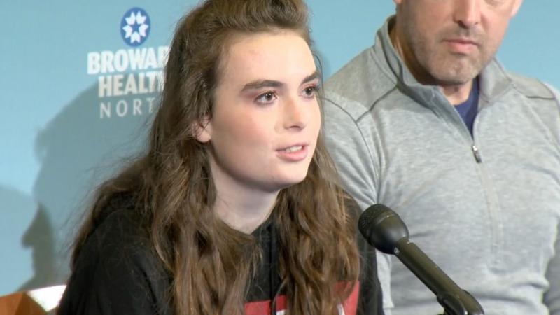 VERBATIM: Parkland student on surviving shooting