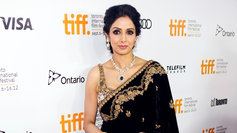 Bollywood mourns the death of superstar Sridevi