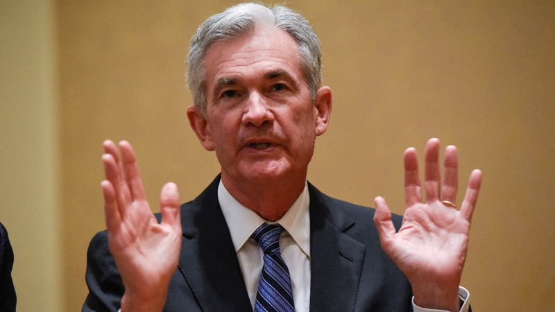 The new Fed chairman breaks his silence