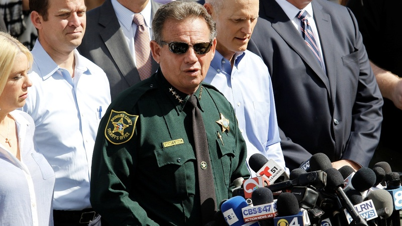 Florida Sheriff's Office may be sued over deputy's inaction
