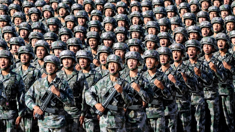 China's PLA is on a mission for more money